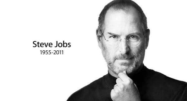 Internet llora muerte de Steve Jobs, el padre de Apple