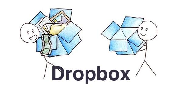 Dropbox Disco duro en internet de 2GB Gratis sin publicidad