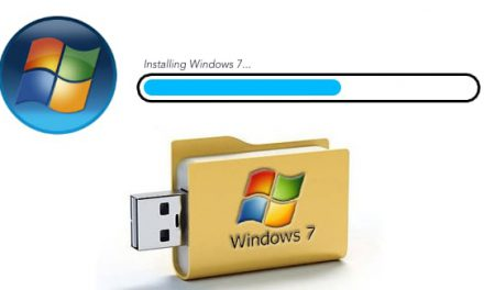 Instalar Windows 7 desde pendrive