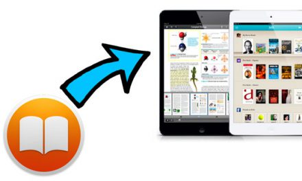 Pasar libros ebooks en pdf al iPad y al iPhone