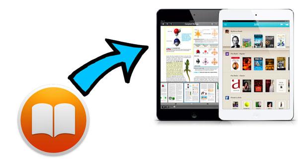 Pasar libros ebooks en pdf al iPad y al iPhone