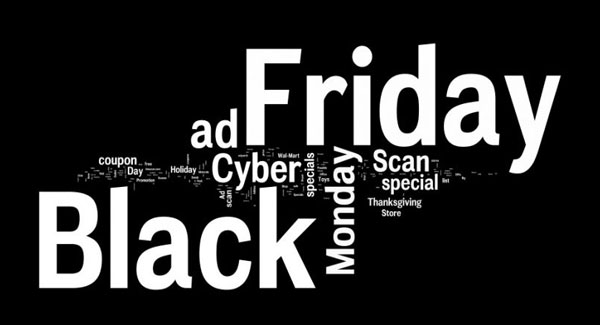 6 consejos para que no hagas el primo en el Black friday o en el cyber monday.
