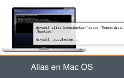 Como crear un alias para scripts en MacOs (cualquier versión)